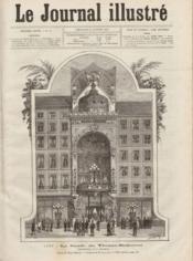 Journal Illustre (Le) N°43 du 26/10/1879 - Couverture - Format classique