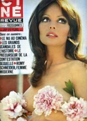 Cine Revue - Tele-Programmes - 50e Annee - N° 36 - Un Conde - Couverture - Format classique
