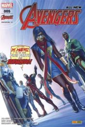Vente livre :  All-New Avengers N.5  - Collectif
