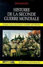 Histoire de la seconde guerre mondiale - Couverture - Format classique