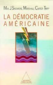 La democratie americaine - Couverture - Format classique