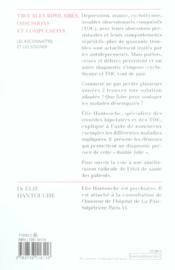 Troubles bipolaires, obsessions et compulsions ; les reconnaître et les soigner - 4ème de couverture - Format classique