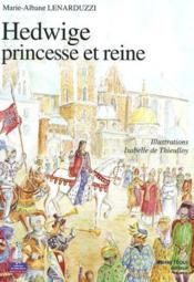 Hedwige, Princesse Et Reine - Petits Patres - Couverture - Format classique