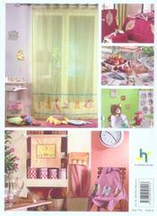 Couture facile & transfert textile - 4ème de couverture - Format classique