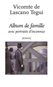 Album de famille avec portraits d'inconnus - Couverture - Format classique