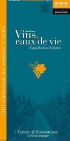 Vins et eaux de vie d'appellation d'origine - Intérieur - Format classique