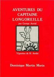 Aventures du capitaine Longoreille - Couverture - Format classique