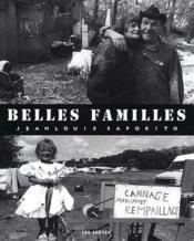 Belles familles - Couverture - Format classique