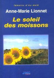 Soleil Des Moissons (Le) - Intérieur - Format classique