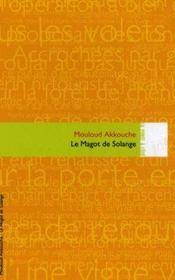 Le Magot De Solange - Intérieur - Format classique