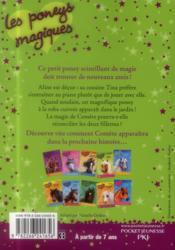 les poneys magiques t11 un poney porte bonheur 4me de couverture
