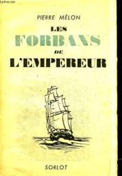 Les Forbans De L'Empereur - Couverture - Format classique