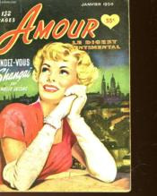 Amour Le Digest Sentimental - N°9 - Couverture - Format classique