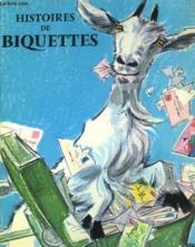 Histoires De Biquettes - Couverture - Format classique