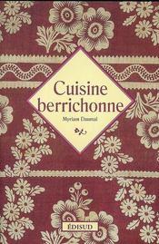 Cuisine berrichonne - Intérieur - Format classique