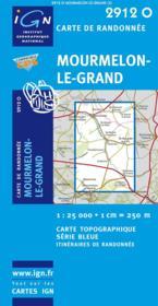 Mourmelon-le-Grand - Couverture - Format classique