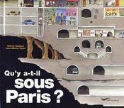 Qu Y A T Il Sous Paris 2003 - Intérieur - Format classique