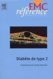 Diabete de type ii - Couverture - Format classique
