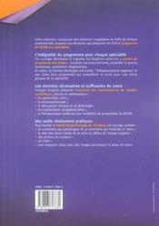 Hépatologie gastro-entérologie - 4ème de couverture - Format classique
