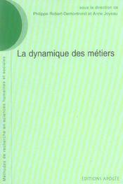 La dynamique des metiers - Intérieur - Format classique