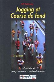 Jogging et course de fond - Intérieur - Format classique