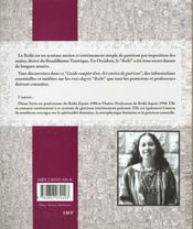 Le reiki essentiel : guide complet d'un art ancien de guerison - 4ème de couverture - Format classique