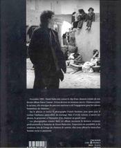 Daniel Balavoine - 4ème de couverture - Format classique