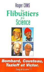 Les flibustiers de la science - Couverture - Format classique