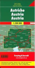 Autriche / Austria - 4ème de couverture - Format classique