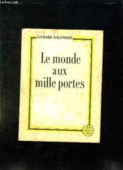 Le Monde Aux Mille Portes. - Couverture - Format classique