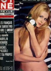 CINE REVUE - TELE-PROGRAMMES - 54E ANNEE - N° 30 - GRANDEUR NATURE, une vraie poupée d'amour ... - Couverture - Format classique