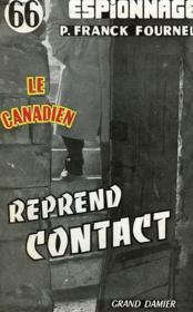 Reprend Contact - Couverture - Format classique