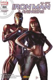 Vente livre :  All-New Iron Man & Avengers N.5  - Collectif