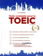 Vente  Tests complets pour le toeic 6e edition  - Lin Lougheed