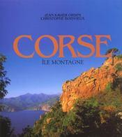 Corse ; ile de montagne - Intérieur - Format classique