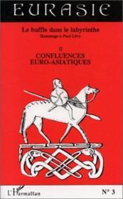 Confluences Euro-Asiatiquesbuffle Dans Le Labyrinthe 2 - Couverture - Format classique