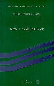 Non A Tombalbaye - Intérieur - Format classique