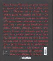 Art Et La Folie (L') - 4ème de couverture - Format classique