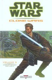 Star Wars - clone wars t.3 ; dernier combat sur Jabim - Intérieur - Format classique