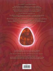 Akarad T.1 ; L'Homme Qui Devint Loup - 4ème de couverture - Format classique