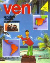 Ven 1 Livre De L'Eleve - Intérieur - Format classique