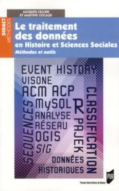 Traitement des données en histoire et sciences sociales - Couverture - Format classique