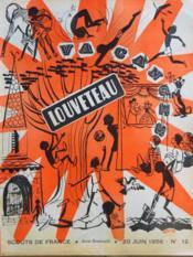 Louveteau N°12 du 20/06/1956 - Couverture - Format classique