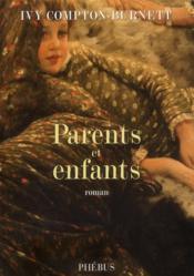 Parents et enfants - Couverture - Format classique
