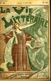 Bombard. La Vie Litteraire. - Couverture - Format classique