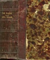 Histoire De Gil Blas De La Santillane. 5 Tomes En Un Volume. - Couverture - Format classique