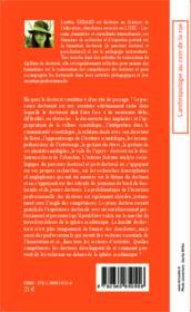 Le doctorat : un rite de passage ; analyse du parcours doctoral et post doctoral - Couverture - Format classique