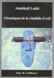 Chronique De La Citadelle D'Exil - Intérieur - Format classique