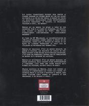 Grevin - 4ème de couverture - Format classique