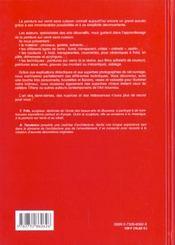Peinture Sur Verre Sans Cuisson ; Techniques Equipement Modeles - 4ème de couverture - Format classique